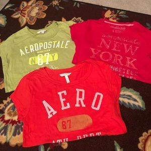 Aero ss shirt bundle